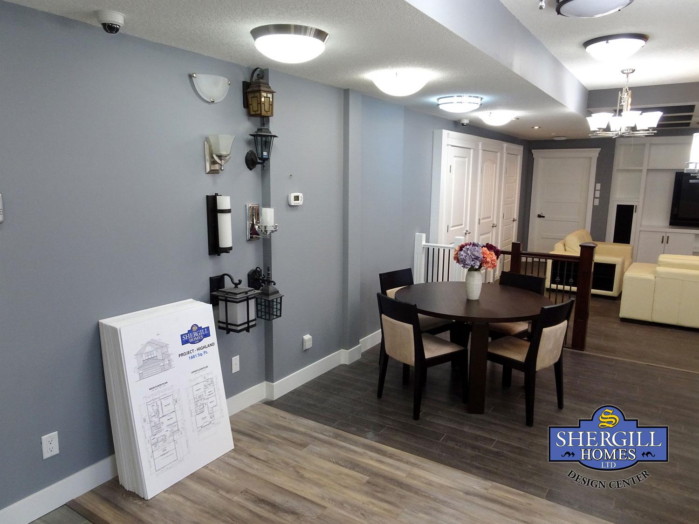 Shergill Homes Design Center - (Fort McMurray Home Builders)