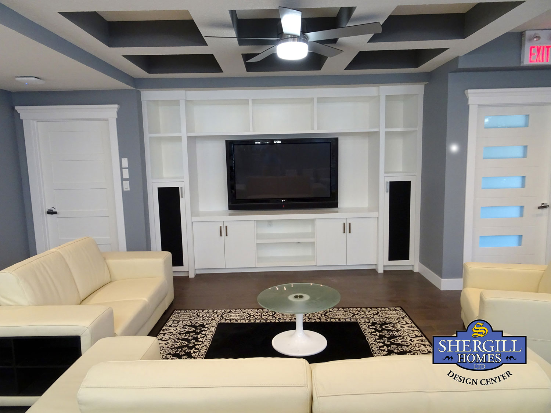 Shergill Homes Design Center - Finishing samples (Fort McMurray Home Builders)