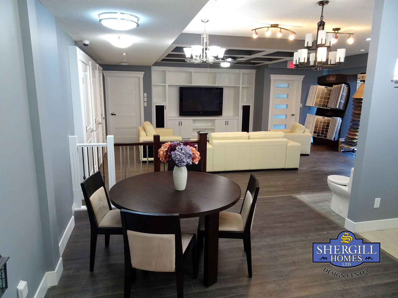 Shergill Homes Design Center Samples (Fort McMurray Home Builders)