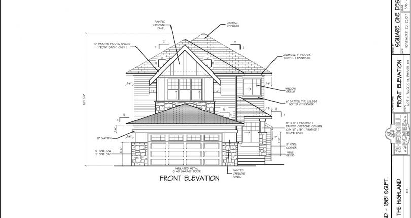 Highland-1881-sqft--two-store-Front-Elevation-Shergill-Homes-Fort-McMurray