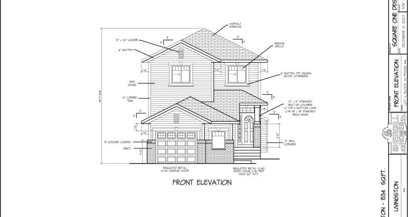 Livingston-1534-sqft--two-store-Front-Elevation-Shergill-Homes-Fort-McMurray