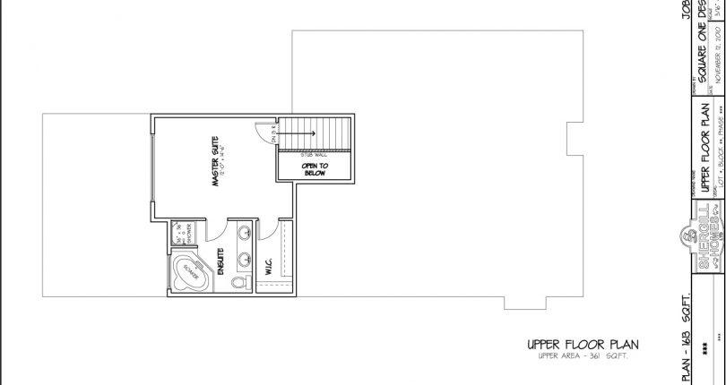 Modified-Bungalow-1613sqft-rear-garage-upper-floorplan