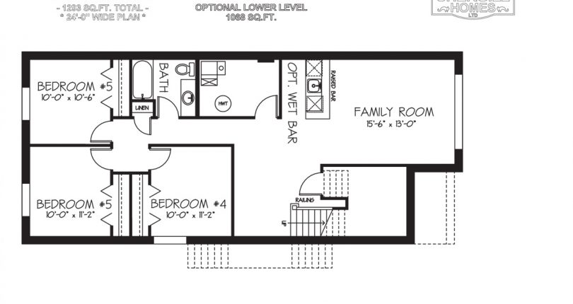 Shanaya-1293sq-ft-Bi-Level-OptionalLower-FloorPlan