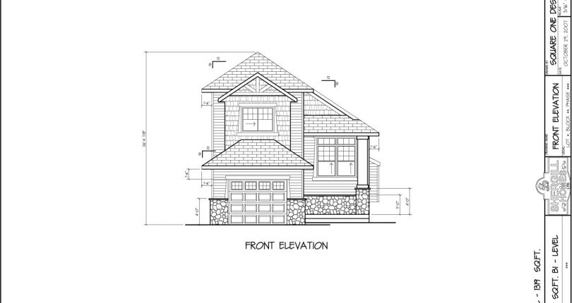 The-Manchester-1319-sqft-two-storey-Front-Elevation-Shergill-Homes-Fort-McMurray