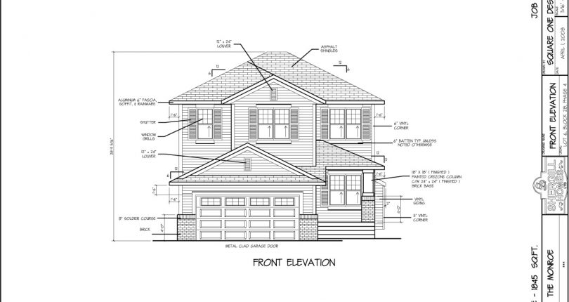 The-Monroe-1845-sqft--two-store-Front-Elevation-Shergill-Homes-Fort-McMurray