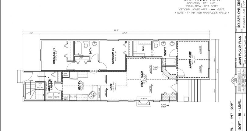 The-Rockford-Bi-Level-1297sqft-bungalow-floorplan