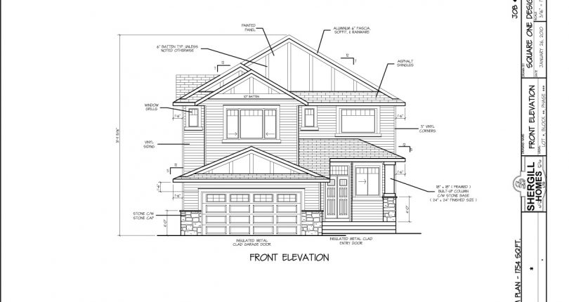 Two-Storey-1754-sqft-Front-Shergill-Homes-Fort-McMurray