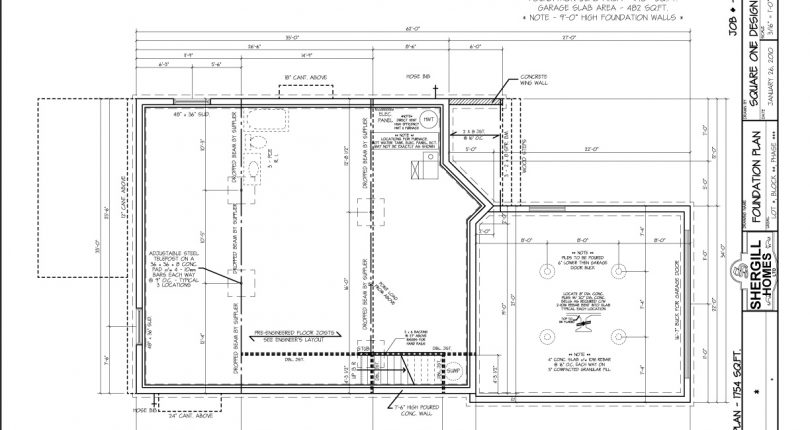Two-Storey-1754-sqft-foundationplan-Shergill-Homes-Fort-McMurray