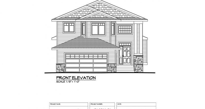 Two-Storey-1805-sqft-FrontView-Shergill-Homes-Fort-McMurray