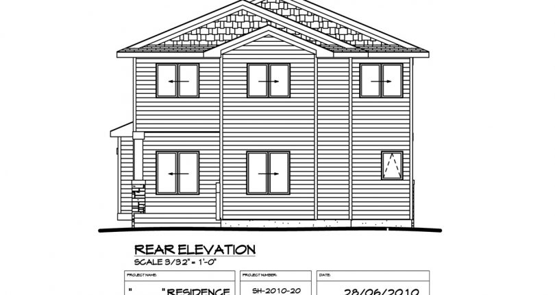 Two-Storey-1932-sqft-rear-elevation-Shergill-Homes-Fort-McMurray