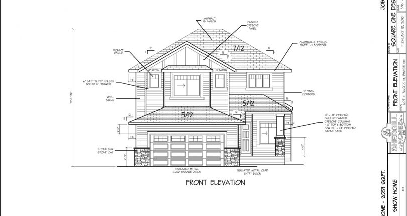 Two-Storey-2059-sqft-front-elevation-Shergill-Homes-Fort-McMurray