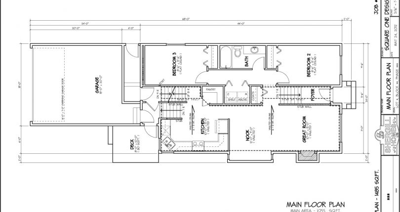 Two-Storey-Modified-Bungalow-1485-sqft-main-floorplan