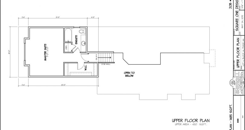 Two-Storey-Modified-Bungalow-1485-sqft-upper-floorplan